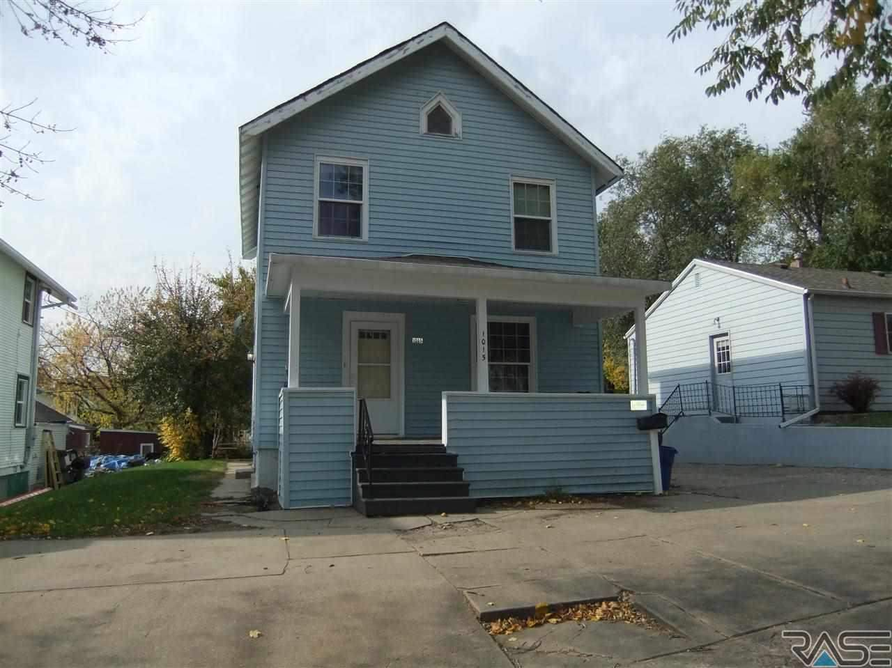 1015  S Summit Ave Avenue, SIOUX FALLS